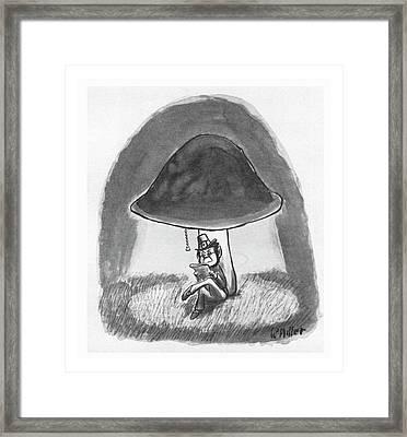 New Yorker October 16th, 1978 Framed Print