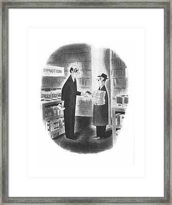 New Yorker October 19th, 1940 Framed Print by Richard Taylor