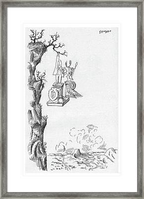 New Yorker October 1st, 1960 Framed Print