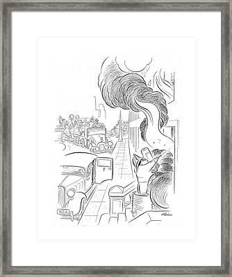 New Yorker September 14th, 1940 Framed Print