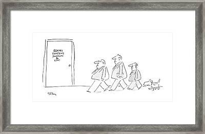 New Yorker September 15th, 1986 Framed Print
