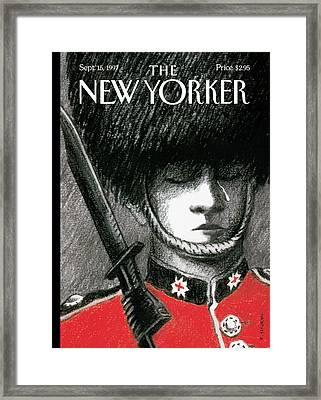 New Yorker September 15th, 1997 Framed Print