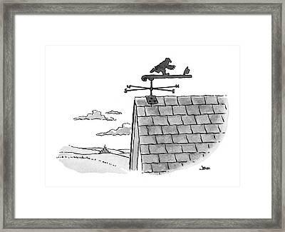 New Yorker September 18th, 1978 Framed Print by John Jonik