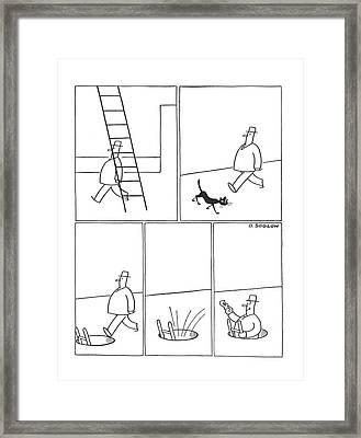 New Yorker September 20th, 1941 Framed Print