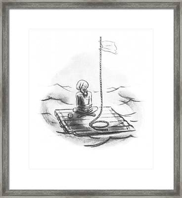 New Yorker September 27th, 1941 Framed Print