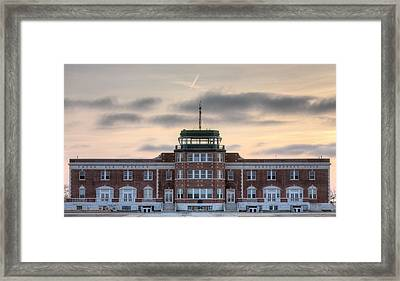 New York's First Framed Print by JC Findley