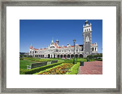 New Zealand, South Island, Dunedin Framed Print by Jaynes Gallery