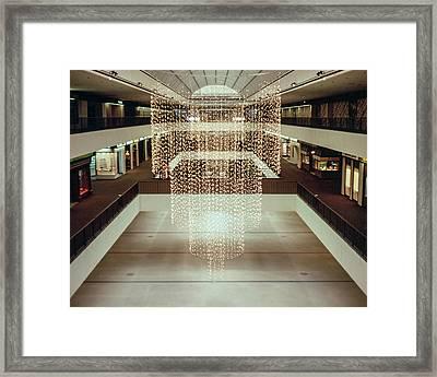 Newborn Galleria Framed Print