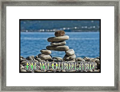 Newfoundland Framed Print