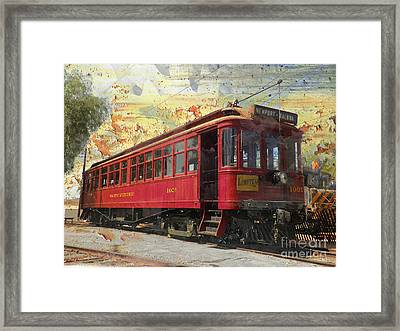 Newport Balboa Framed Print by Robert Ball