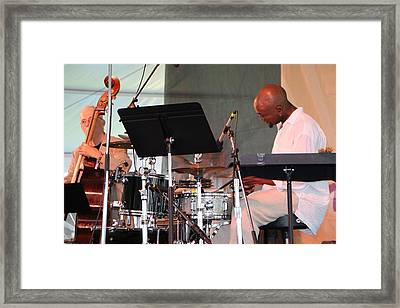 Newport Jazz 2014 Framed Print