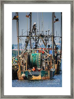 Next Trip.. Framed Print