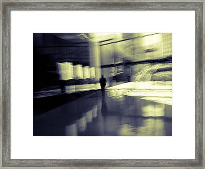 Framed Print featuring the photograph Nexus by Alex Lapidus