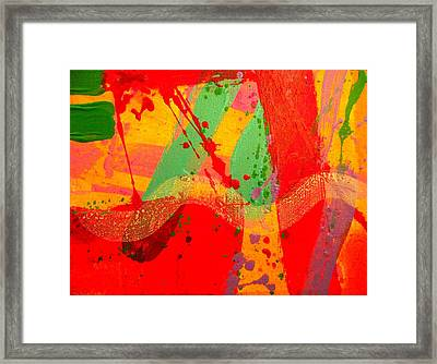 Nexus I Framed Print by John  Nolan