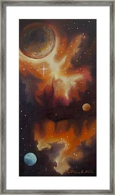 Ngc - 1015 Framed Print by James Christopher Hill