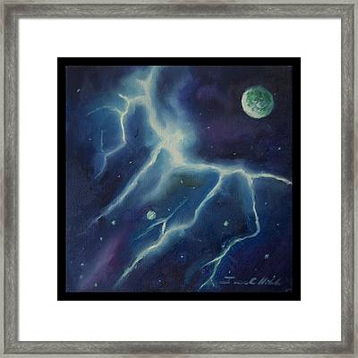 Ngc - 1018 Framed Print by James Christopher Hill