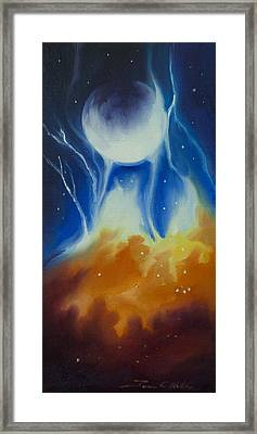 Ngc 1031 Framed Print by James Christopher Hill