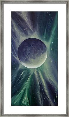 Ngc 1032 Framed Print by James Christopher Hill