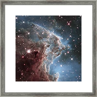 Ngc 2174-nearby Star Factory Framed Print