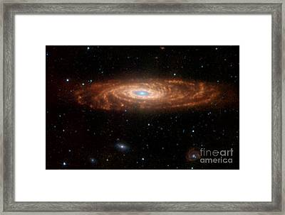 Ngc 7331-caldwell 30-the Milky Ways Framed Print by Science Source