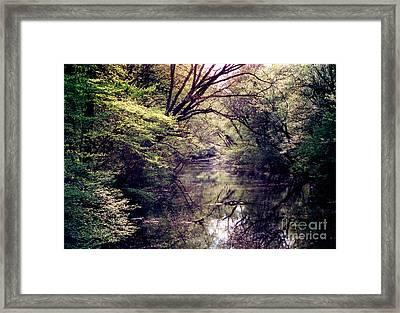 Ni River Framed Print by Anita Lewis