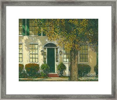 Niagara Chestnut Framed Print
