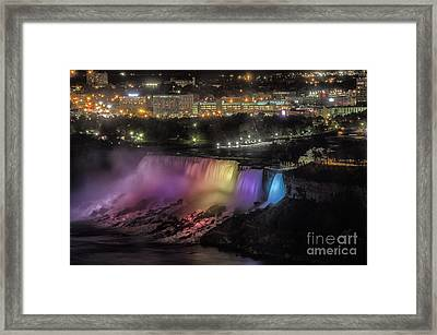 Niagara Falls Framed Print by JRP Photography