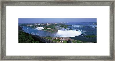 Niagara Falls Ontario Canada Framed Print