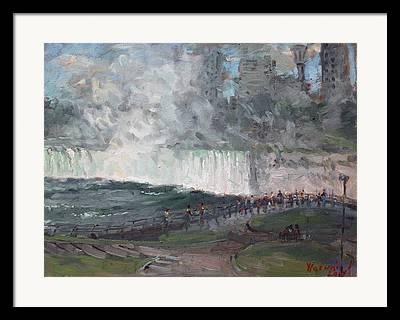 Touristic Framed Prints