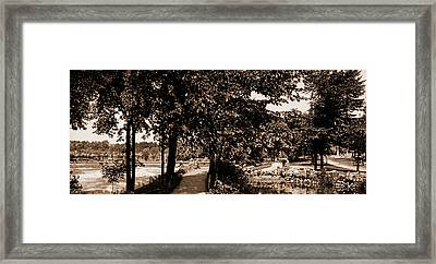 Niagara, Prospect Park, Parks, United States Framed Print by Litz Collection