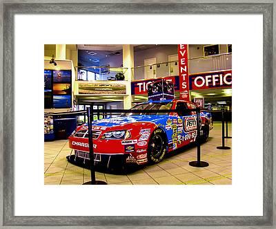 Nice Ride Framed Print by Dennis Dugan