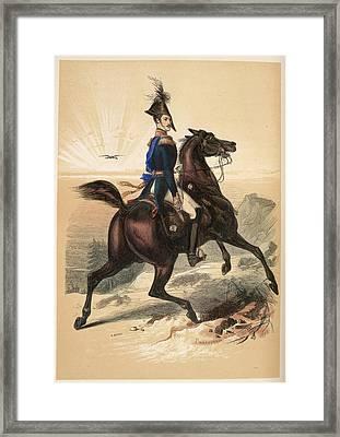 Nicholas I Framed Print by British Library