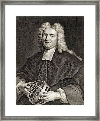 Nicholas Saunderson Framed Print