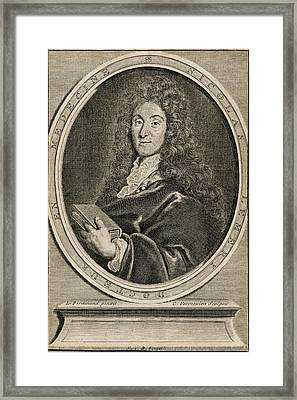 Nicolas Lemery Framed Print