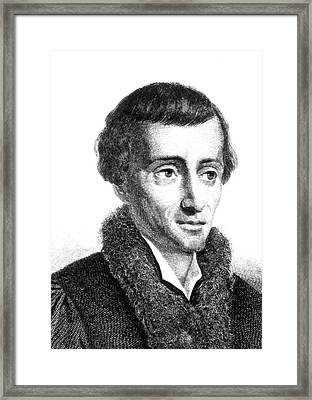 Nicolaus Copernicus Framed Print by Collection Abecasis