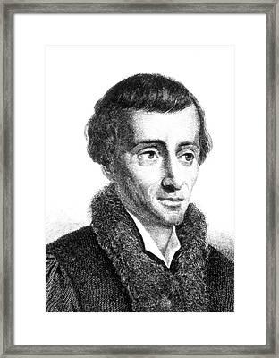 Nicolaus Copernicus Framed Print