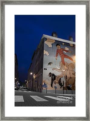Nic's Dreams Framed Print