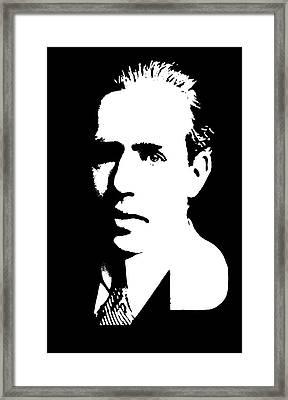 Niels Bohr Quantum Mechanics Framed Print