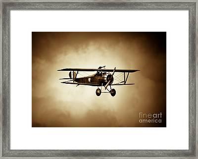 Nieuport Scout Framed Print