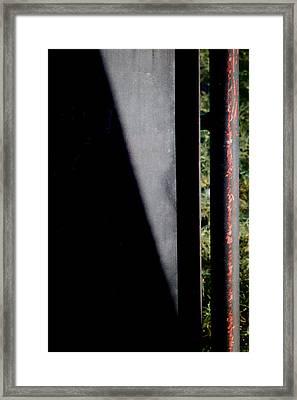 Night And Day Framed Print by Odd Jeppesen
