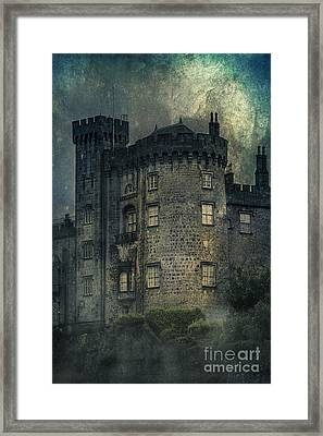 Night Castle Framed Print by Svetlana Sewell