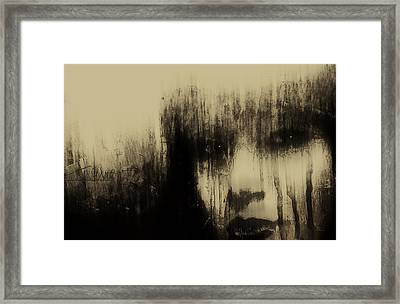 Night Light 5 Framed Print