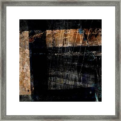 Night Moves No.1 Framed Print by Carol Leigh