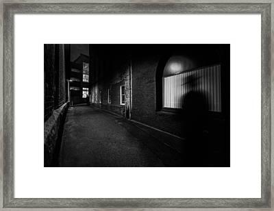 Night People Framed Print by Bob Orsillo