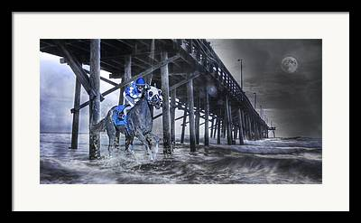 Blinders Framed Prints