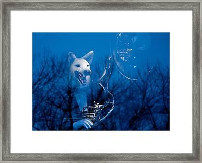 Night Sonata Framed Print