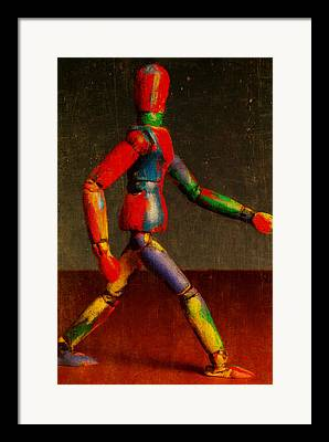 Physical Body Framed Prints