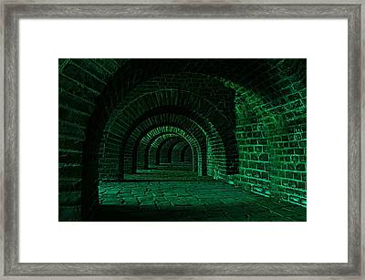 Night Walk In The Underworld Framed Print by Movie Poster Prints