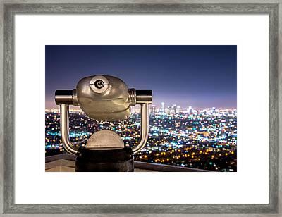 Night Watch Framed Print