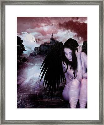 Night Watcher Framed Print